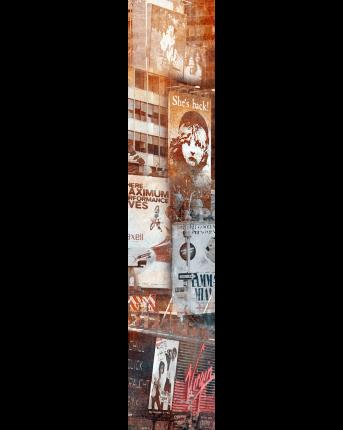 New York Les Miserables 2 – 20 x 100 cm