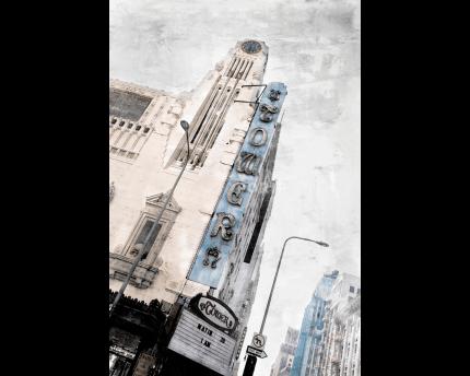 Amerika Los Angeles 2 – 50 x 75 cm