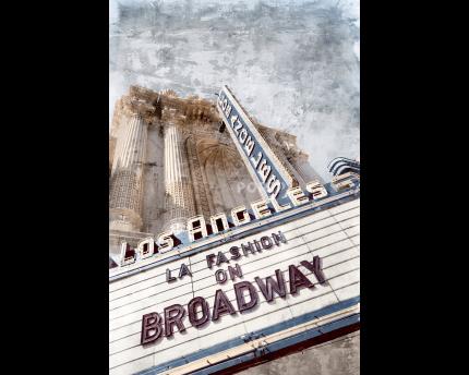 Amerika Los Angeles 4 – 50 x 75 cm