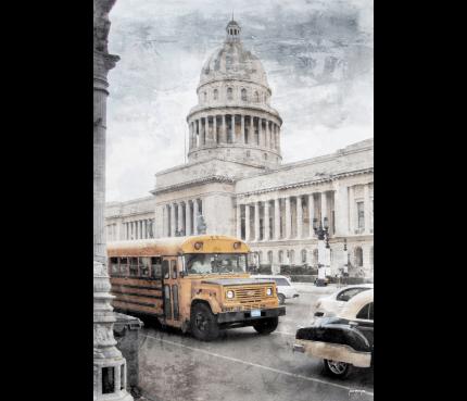 Amerika Kuba 1 – 50 x 70 cm