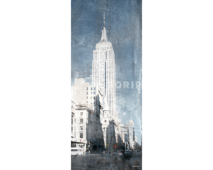 New York Empire State Building 1 – 35 x 80 cm