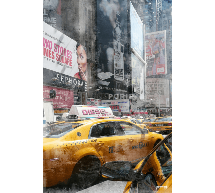 New York Timessquare 8 – 80 x 120 cm