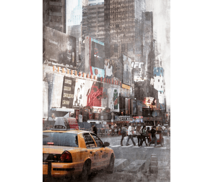 New York Broadway 9 – 60 x 85 cm