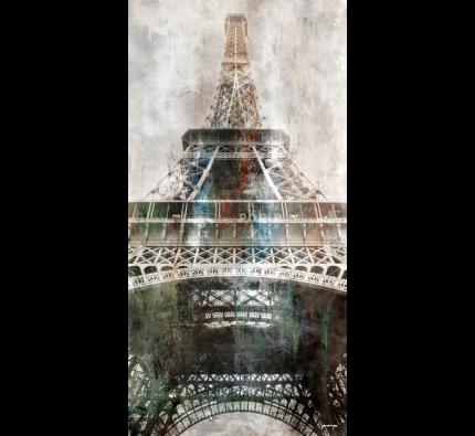 Paris 9 Eifelturm – 50 x 100 cm