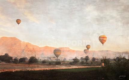 Afrika Ägypten 2  –  120 x 75 cm