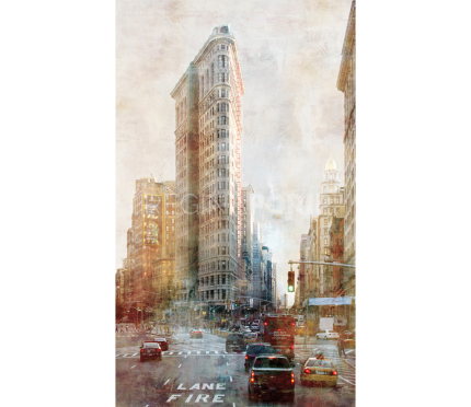 New York Flatiron 3 – 80 x 135 cm