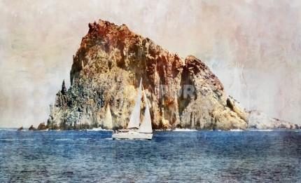 Italien Sizilien 3 – 80 x 50 cm