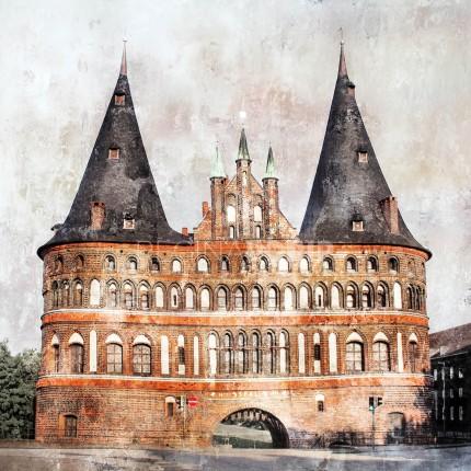Lübeck 7 – 60 x 60 cm
