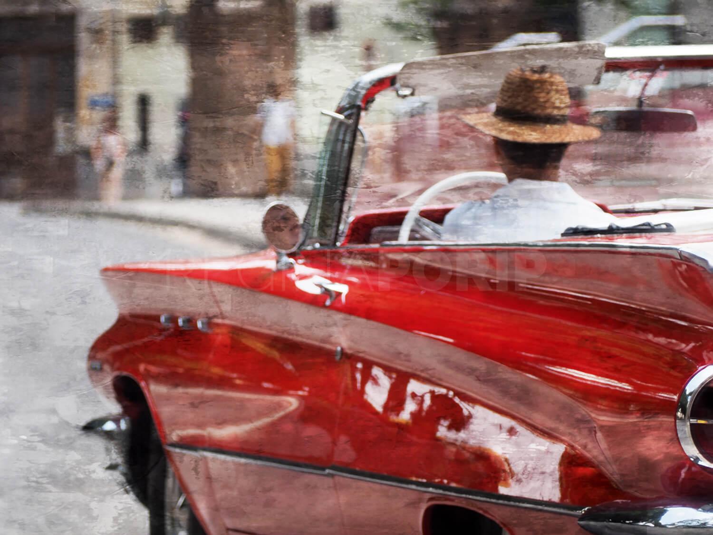 Cuba – Havanna 13  –  40 x 30 cm