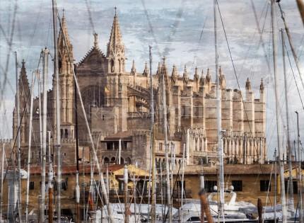 Palma de Mallorca 4  –  40 x 30 cm