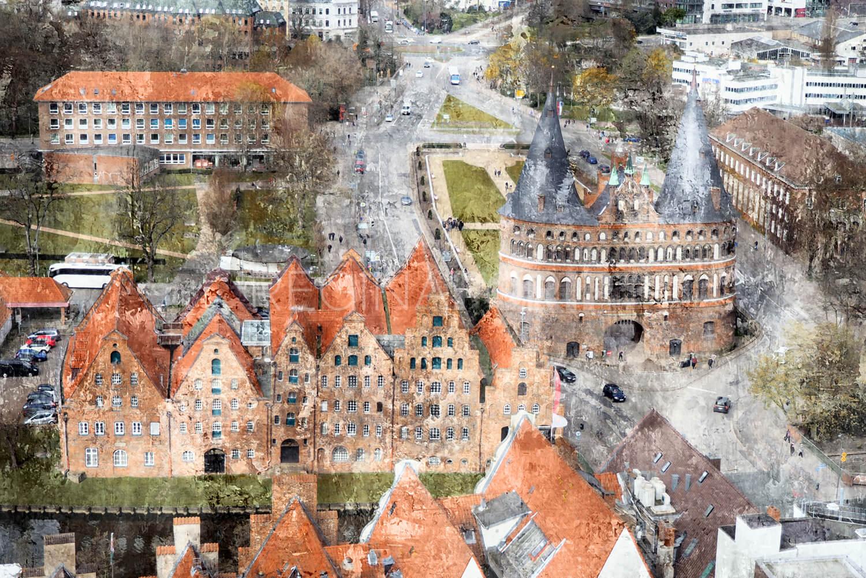 Lübeck 13  –  120 x 80 cm