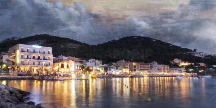 Mallorca Andratx 10  –  100 x 50 cm