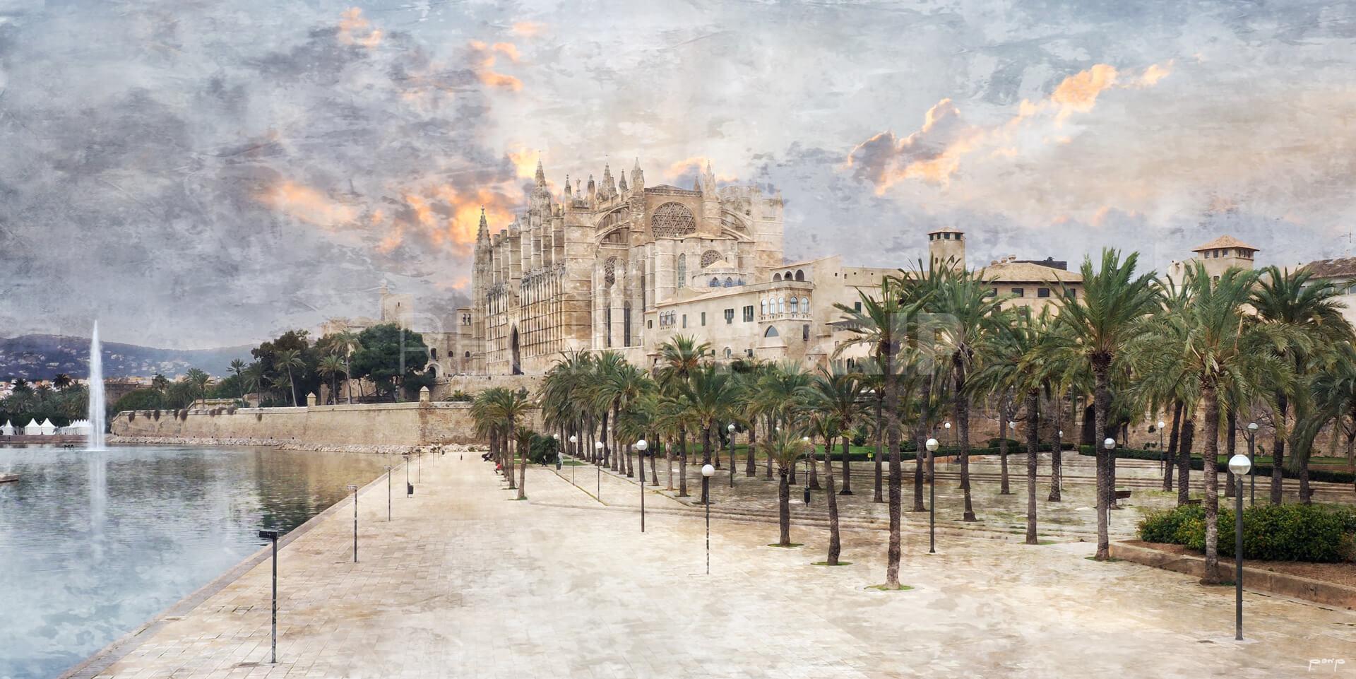 Mallorca 8  –  100 x 50 cm
