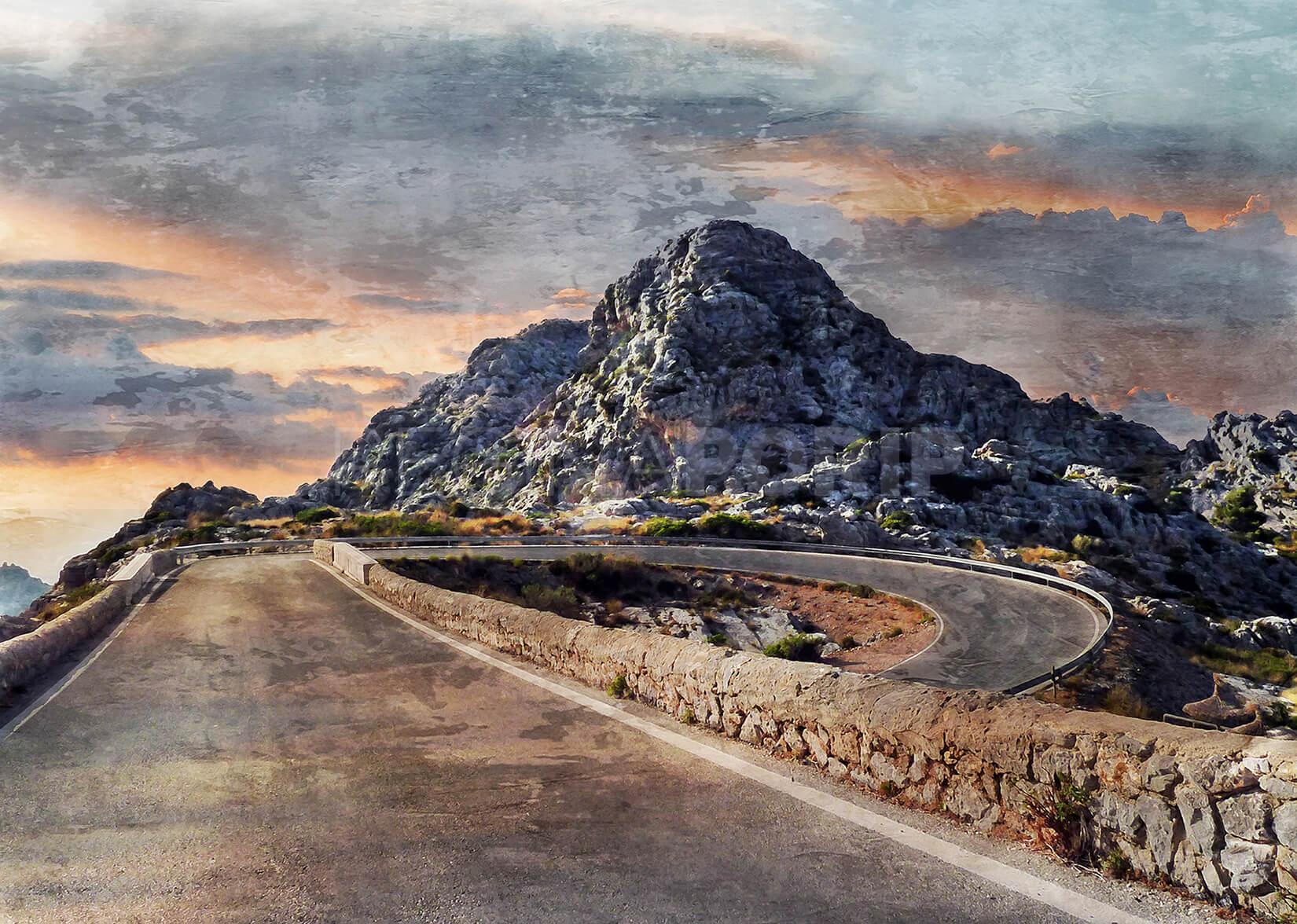 Mallorca 9  –  80 x 60 cm