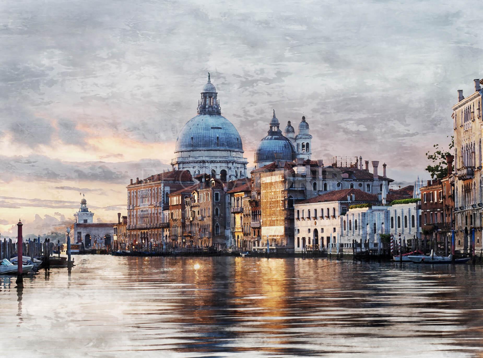 Venedig 44  –  80 x 60 cm
