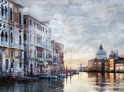 Venedig 45  –  80 x 60 cm
