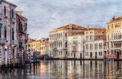 Venedig 46  –  70 x 45 cm