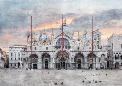 Venedig Markusdom  –  85 x 60 cm