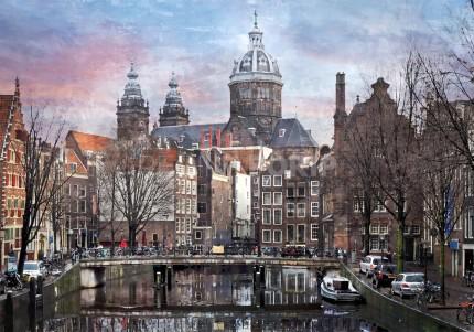 Amsterdam 7  –  50 x 35 cm