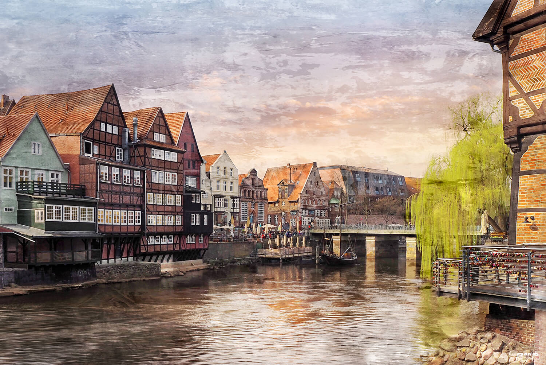 Lüneburg 13 – 60 x 40 cm