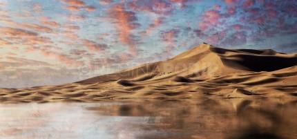 Marokko Sahara 4 – 110 x 50 cm