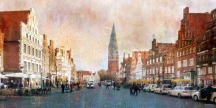 Lüneburg 9  –  140 x 70 cm