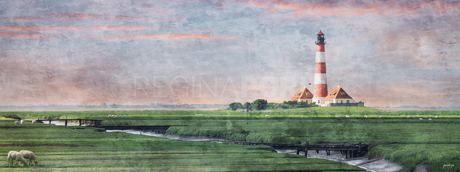 Sankt Peter-Ording 27  –  80 x 30 cm