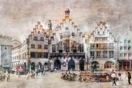 Frankfurt 3  –  120 x 80 cm