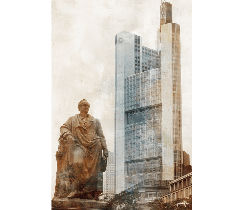 Frankfurt 9  –  80 x 120 cm