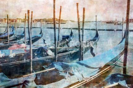 Italien Venedig 22  –  120 x 80 cm