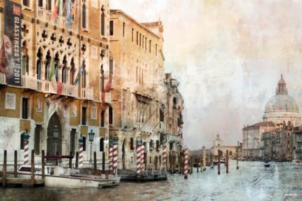 Italien Venedig 23  –  120 x 80 cm