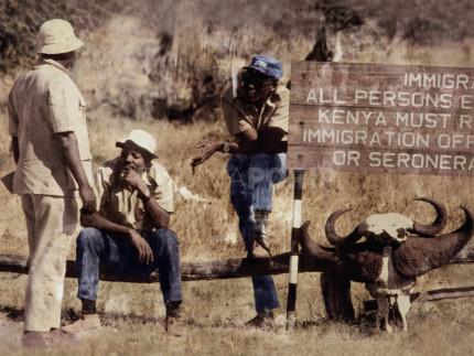 Kenia 3  –  80 x 60 cm