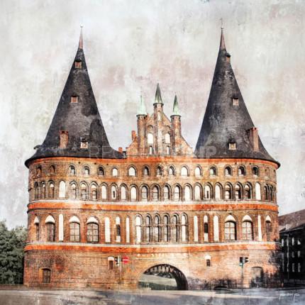 Lübeck 7  –  45 x 45 cm