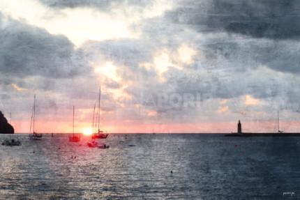 Spanien Mallorca Andratx  –  120 x 80 cm