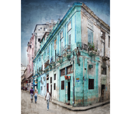 Kuba Havanna 15  –  50 x 65 cm