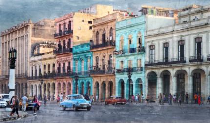 Havanna 18  –  80 x 55 cm
