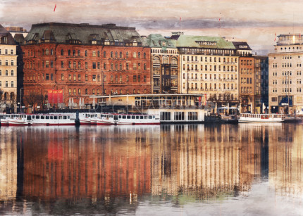 Hamburg Binnenalter 13 – 100 x 70 cm – Angebot