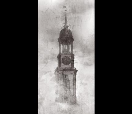 Hamburg Michel 10 – 50 x 100 cm – Canvas