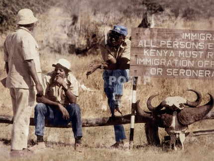 Afrika Kenia 3  –  70 x 50 cm