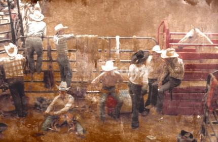 Cowboys – 55 x 30 cm