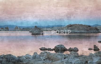 Amerika Kalifornien Mono Lake – 80 x 50 cm