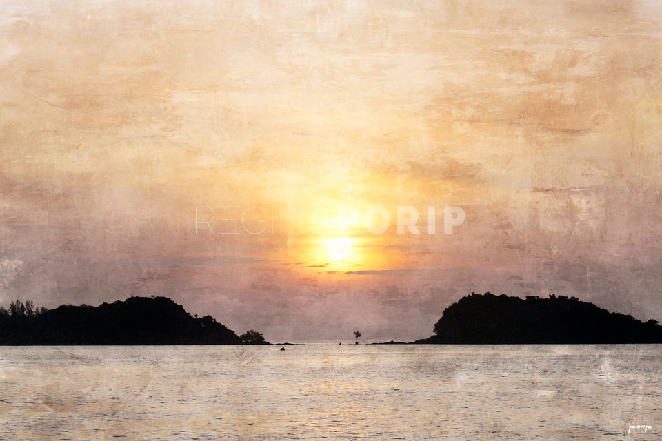 Asien Thailand 20 – 70 x 45 cm