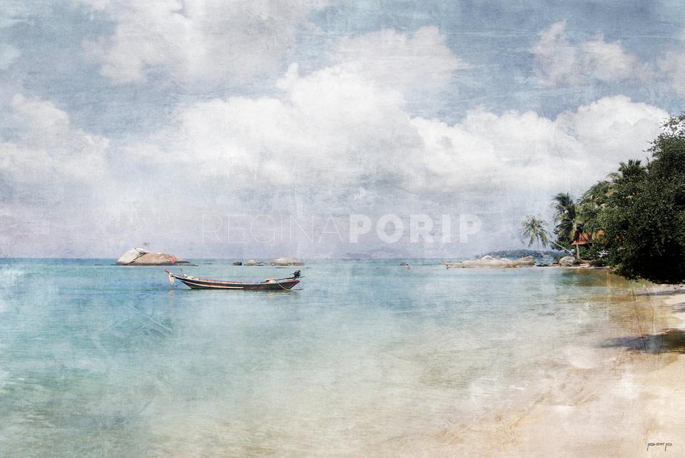 Asien Thailand 22 – 70 x 45 cm