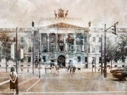 Braunschweig 7 – 80 x 60 cm