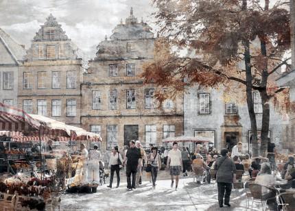 Bielefeld 1 – 55 x 40 cm