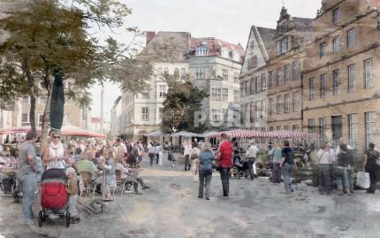 Bielefeld 3c – 80 x 50 cm