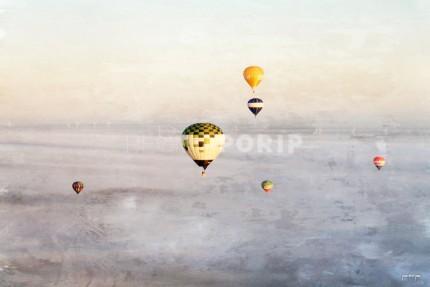 Heißluftballon 2 – 60 x 40 cm