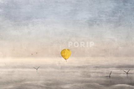 Heißluftballon 6 – 60 x 40 cm