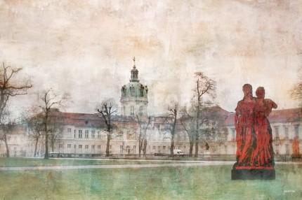 Berlin 11 – Schloss Charlottenburg – 40 x 25 cm