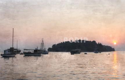 Kroatien 3 – 50 x 30 cm